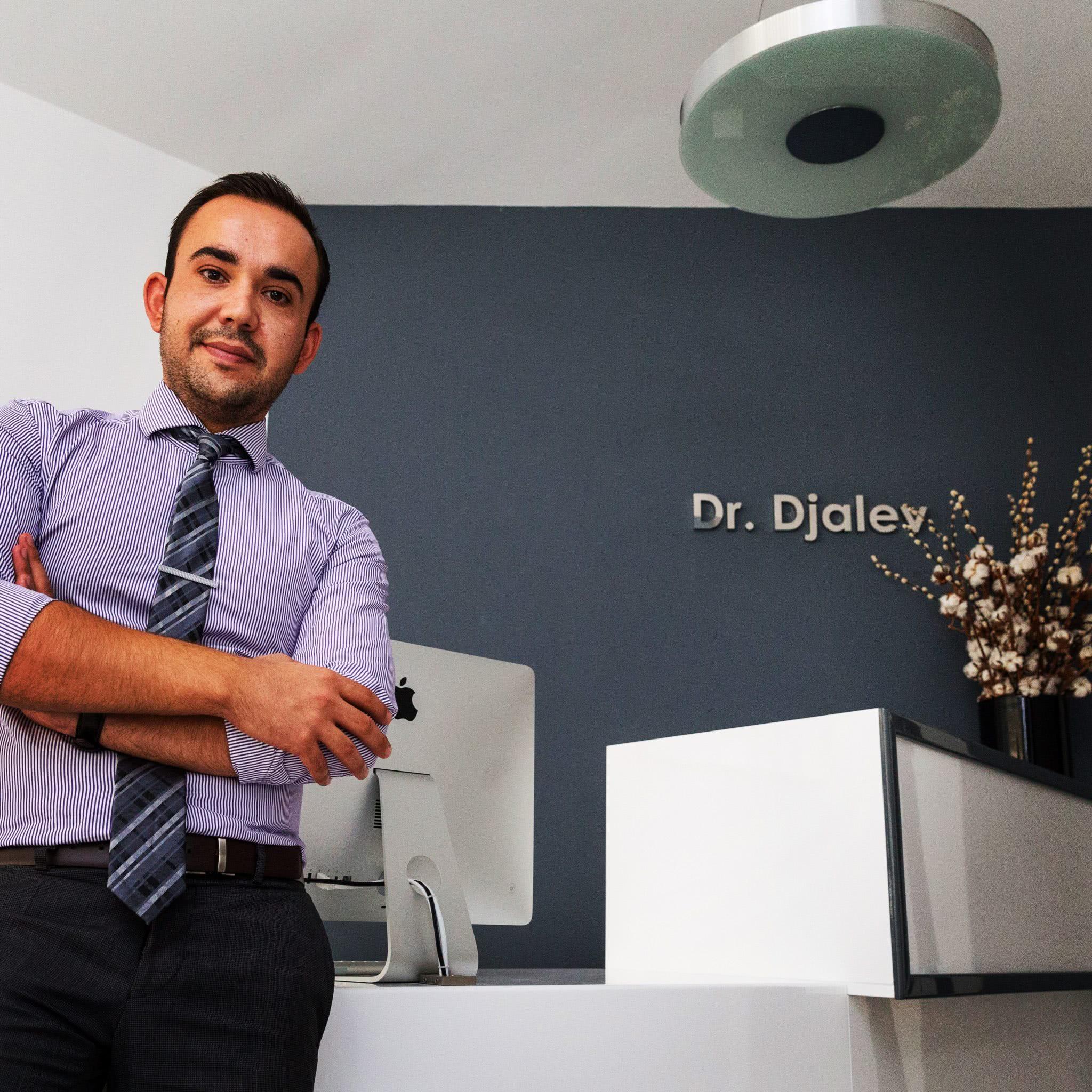 DR.STEFANOS DJALEV (MDS'C)